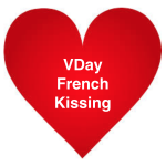 Valentine's French Kissing